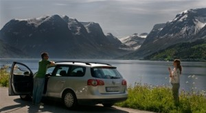 What attracts tourists to Norway?