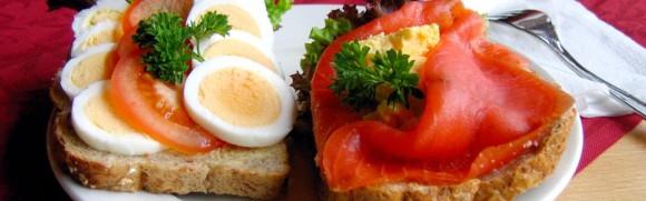 What Norwegians eat?